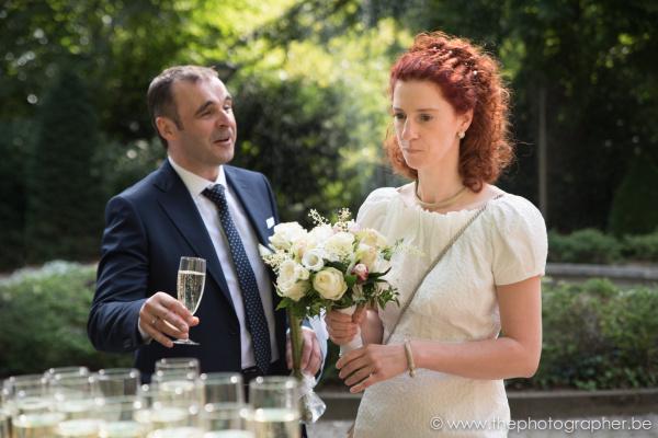 Huwelijksfotograaf voor Lies en Gino