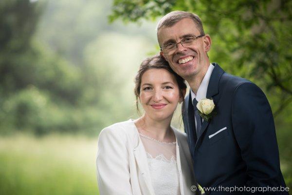 Huwelijksfotograaf voor Elena en Diederick