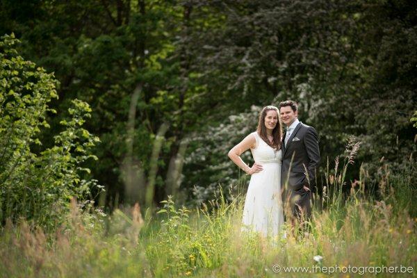 Huwelijksfotograaf voor Elke en Tim