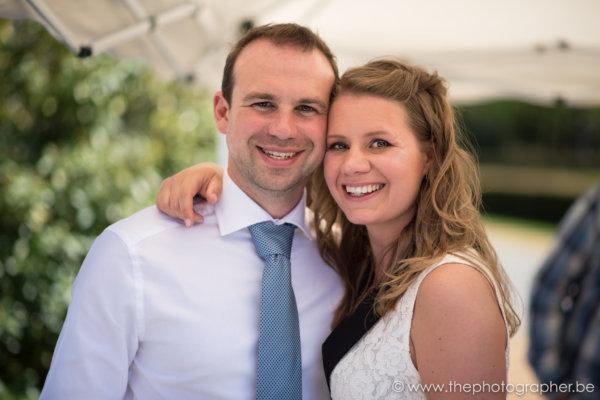 Huwelijksfotograaf voor Sara en Sven