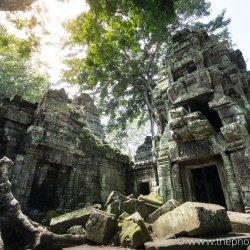 De geheimzinnige sfeer van Angkor Wat, Cambodja