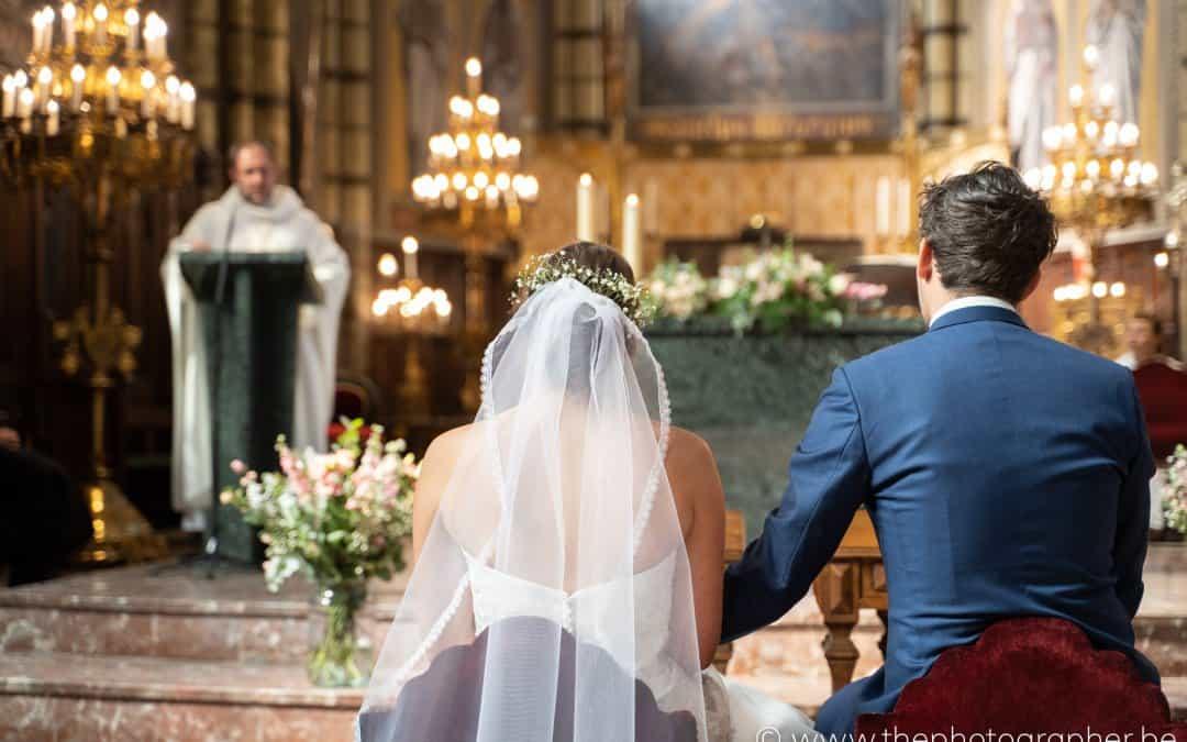 Een mooie kerkdienst voor je huwelijk